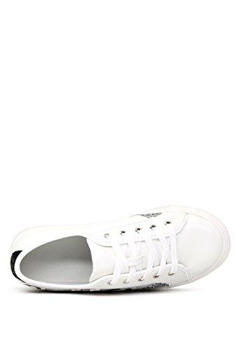 London London Sneaker Rag White Donna Rag 5xrwZ1xp