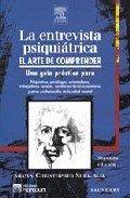 Descargar Libro Entrevista Psiquiatrica: El Arte De Comprender. Una Guia Practica Shawn Christopher Shea