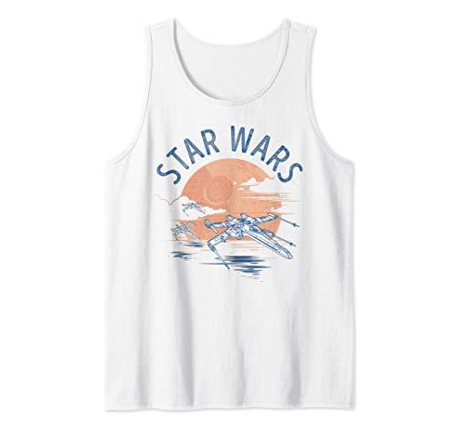 Star Wars X-Wing Sunset Tank