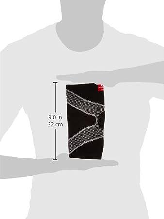 mit Gelpolstern McDavid 4-Wege-Ellbogenschoner elastisch