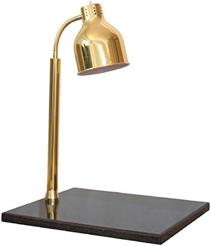 平らな保温ランプ食品サービス機器および消耗品を備えた250W食品加熱ランプ,金