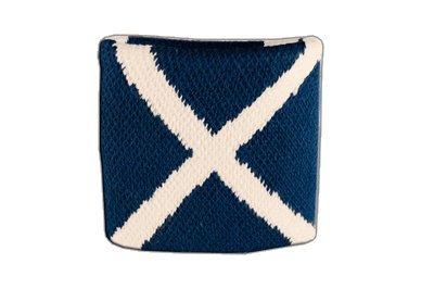 Flaggenfritze/® Schweissband Flagge Schottland