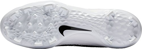Nike Mens Force Trout Pro Mcs Bitta Da Baseball Bianco / Nero