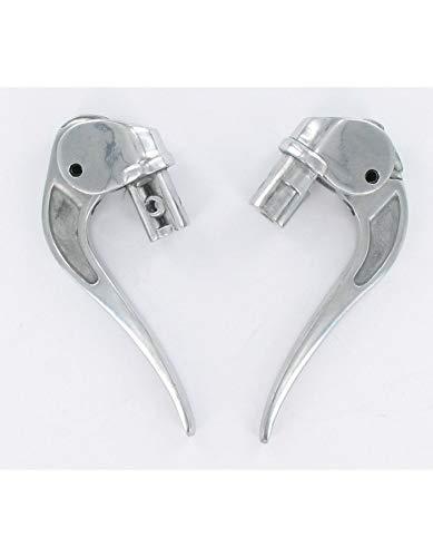 Motodak Paire de leviers de Frein Aluminium SOLEX 3800 Ancien mod/èle