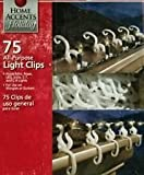 Home Accents Holiday 80195 Universal Shingle/Gutter Clip