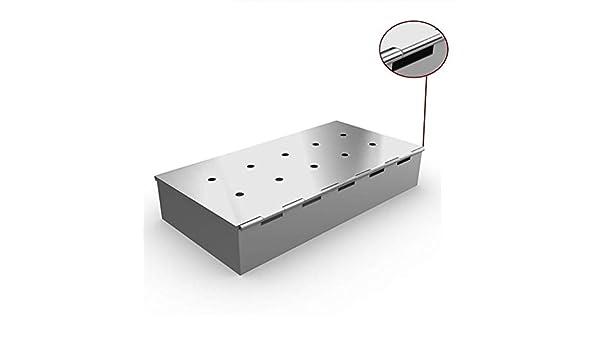 Caja ahumadora Caja ahumadora para barbacoa Fumadores y ahumadores ...