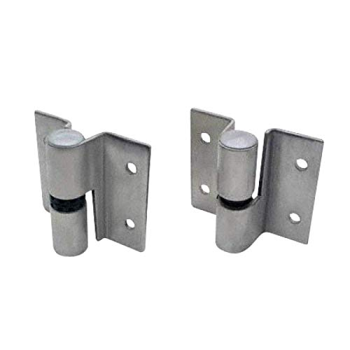 4703 Surface Mounted Door Hinges Stamped Stainless Steel TPH Supply