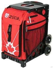 Non Flashing Wheels Zuca Sport Insert Bag Forest Green w// Sport Frame Black