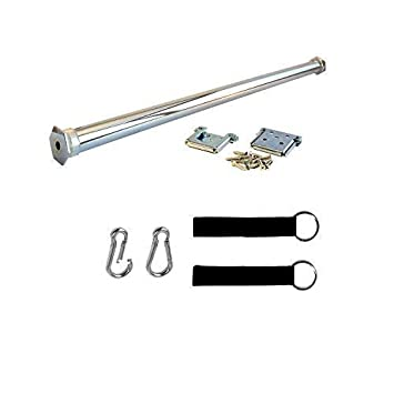 DreamGYM Doorway Support Bar Pull-Up Bar for Indoor Swing or Yoga Swing