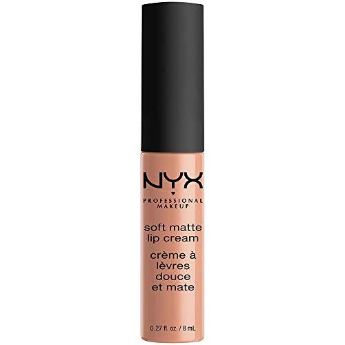 NYX Professional Makeup Soft Matte Lip Cream, Athens, 0.27 Fluid Ounce
