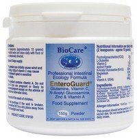 Biocare EnteroGuard (intestinal conditioner) 150g powder by Biocare