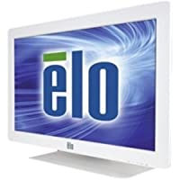 Elo Touch Solutions, Inc - Elo 2401Lm 24 Led Lcd Touchscreen Monitor - 16:9 - 25 Ms - Intellitouch Surface Wave - 1920 X 1080 - Adjustable Display Angle - 16.7 Million Colors - 3,000:1 - 300 Nit - Speakers - Dvi - Usb - Vga - White Product Category: Computer Displays/Touchscreen Monitors