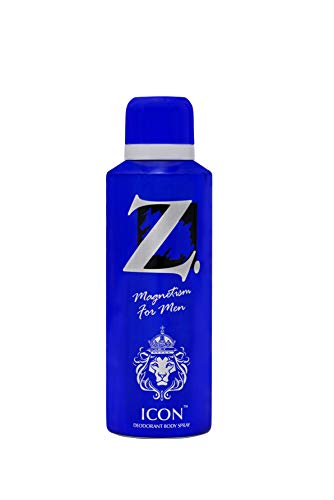 Z Magnetism Deo 120 ml