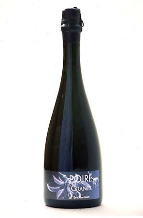 【ブルターニュ】Poire Granit Biologique(特選洋梨の発泡酒) 750ml×6本ケース販売(BR011-6)  B012Z9ZS6E