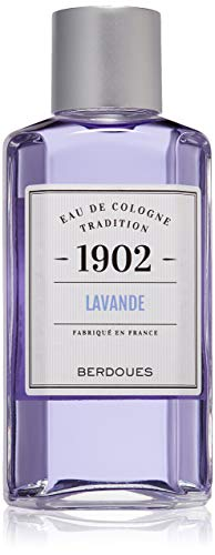 - Berdoues 1902 Lavender Eau De Cologne Tradition Splash 8.3 Fl Oz