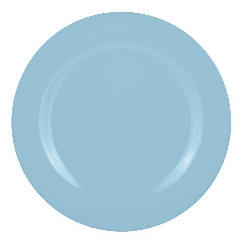 Zak Designs 2170-0311 Piatto Fondo Barbecue Blue Sky 28 Centimetri