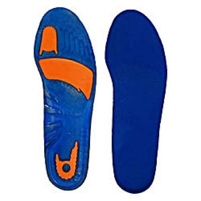 - Spenco Performance Gel Insole Full Length (U.S Men Size 12-13)