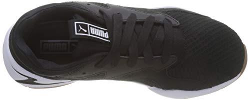 Zapatillas puma Black Puma puma Nova 90's Negro Mujer Black Bloc Wn's Para wnIzFvrRqn