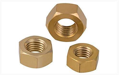 Size : M16 Nologo Hex Nut Copper Hex Nut Copper Nut Copper Nut Nut