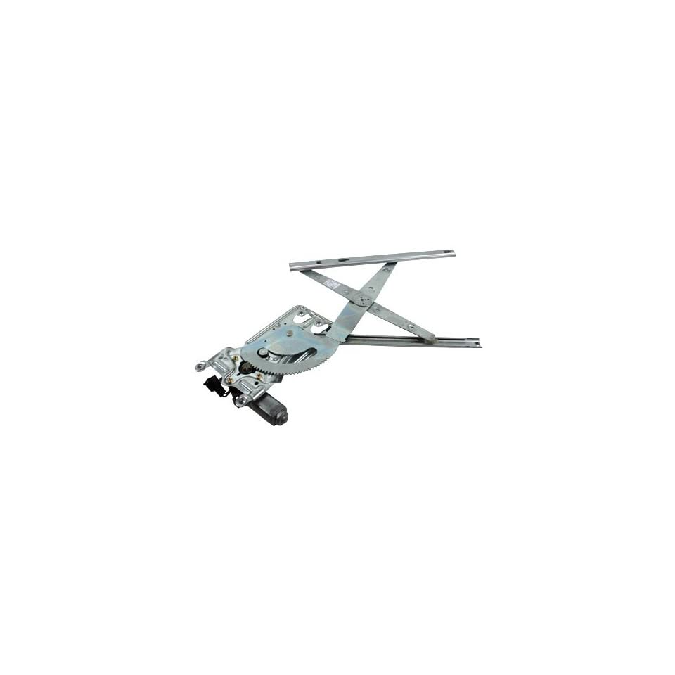 TYC 660150 Dodge Intrepid Front Driver Side Replacement Power Window Regulator Assembly with Motor