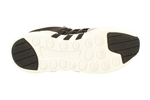 Les Hommes De Soutien De Léquipement De Originaux Adidas Chaussures De Course Formateurs Mgh Solide Gris-noir S76963-turbo