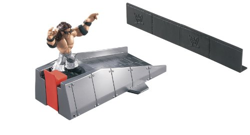WWE Rumblers Entrance Blast Playset With John Morrison Figure and Accessory 5