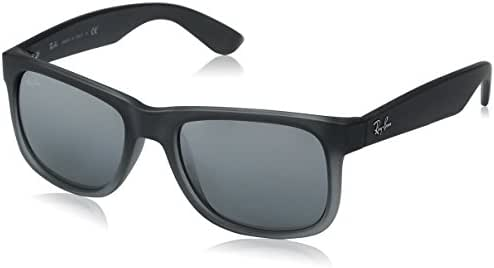 Ray-Ban RB4165 Square Sunglasses, Non-Polarized