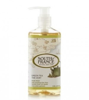 SOUTH OF FRANCE Green Tea Hand Wash, 0.02 Pound