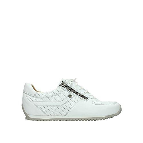 Wolky Comfort Sneakers Morgan 20121 alt weiss Leder