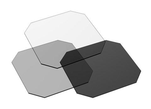 Irix Edge Gelatin ND Filter Set 29x29mm, ND4, ND8, ND16 Lenses -5 Each