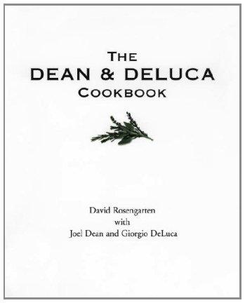 dean and deluca cookbook - 3