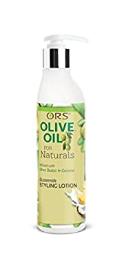 Olive Oil for Naturals ButterMilk Styling Lotion