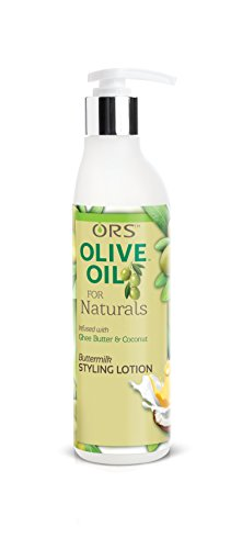 - ORS Olive Oil For Naturals Buttermilk Styling Lotion