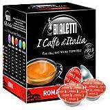 48 Capsule I Caffè D'Italia Bialetti ROMA