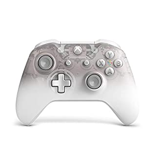 Xbox Wireless Controller - Phantom White Special Edition - Xbox One (B07P3L5GMW) | Amazon price tracker / tracking, Amazon price history charts, Amazon price watches, Amazon price drop alerts