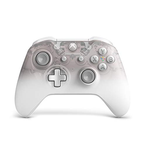Manette Microsoft Xbox One Wifi – Edition Special Phanthom White