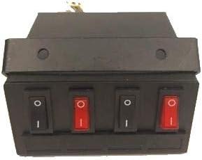 Amazon.com: Superior LED Light Switch Box Control Unit Fuse Protection 4  Four Switches Wiring Harness: AutomotiveAmazon.com