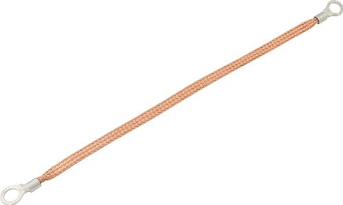Allstar Performance ALL76332 Copper Ground Strap, (Copper Ground)