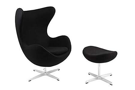 Ei Sessel Egg Chair Reproduktion Von Arne Jacobsen Design Zeitlos