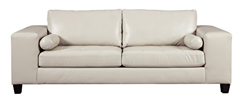 nature Design - Nokomis Contemporary Upholstered Sofa - Arctic ()