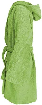 /© Kinder Jungen aus Frottee aus reiner Baumwolle Made in Italy Bluette tex family Bademantel Hi Tech