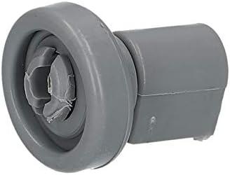 8x Rodillos de jaula rodillos cesto superior para lavavajillas AEG ...