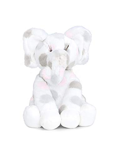 Little Giraffe Little E Stuffed Elephant Plush Toy, ()