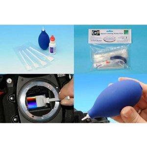 Sensor DSLR Kit de limpieza Starter Pack con 2 almohadillas tipos ...