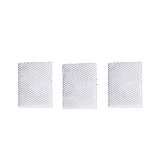 Duraflow Filtration Replacement Humidifier Pads Compatible with Honeywell HCM-3060, HCM-88C, HAC-801