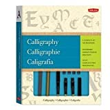 Arthur Newhall: Calligraphy : A Complete Kit for Beginners [With Calligraphy Pens] (Hardcover); 2000 Edition