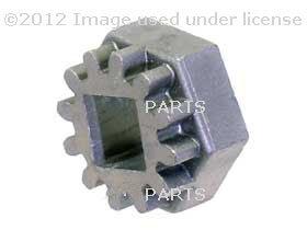 BMW (77-95) Belt Adjusting Nut Toothed for Alternator ac belt adjustment e28 e30