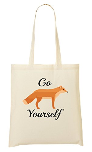 Provisions Fox Go Sac Fourre À Yourself Funny Sac Tout HTTSO