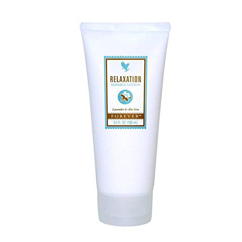 Forever Living Relaxation Massage Lotion - White Tea Massage Lotion