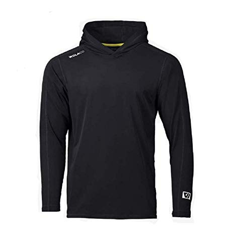 High Line Hoodie - Water, Wind and Sweat Repellent Compression Workout Shirt - Made in America